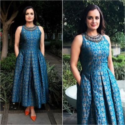 fashion accessories for long kurtis