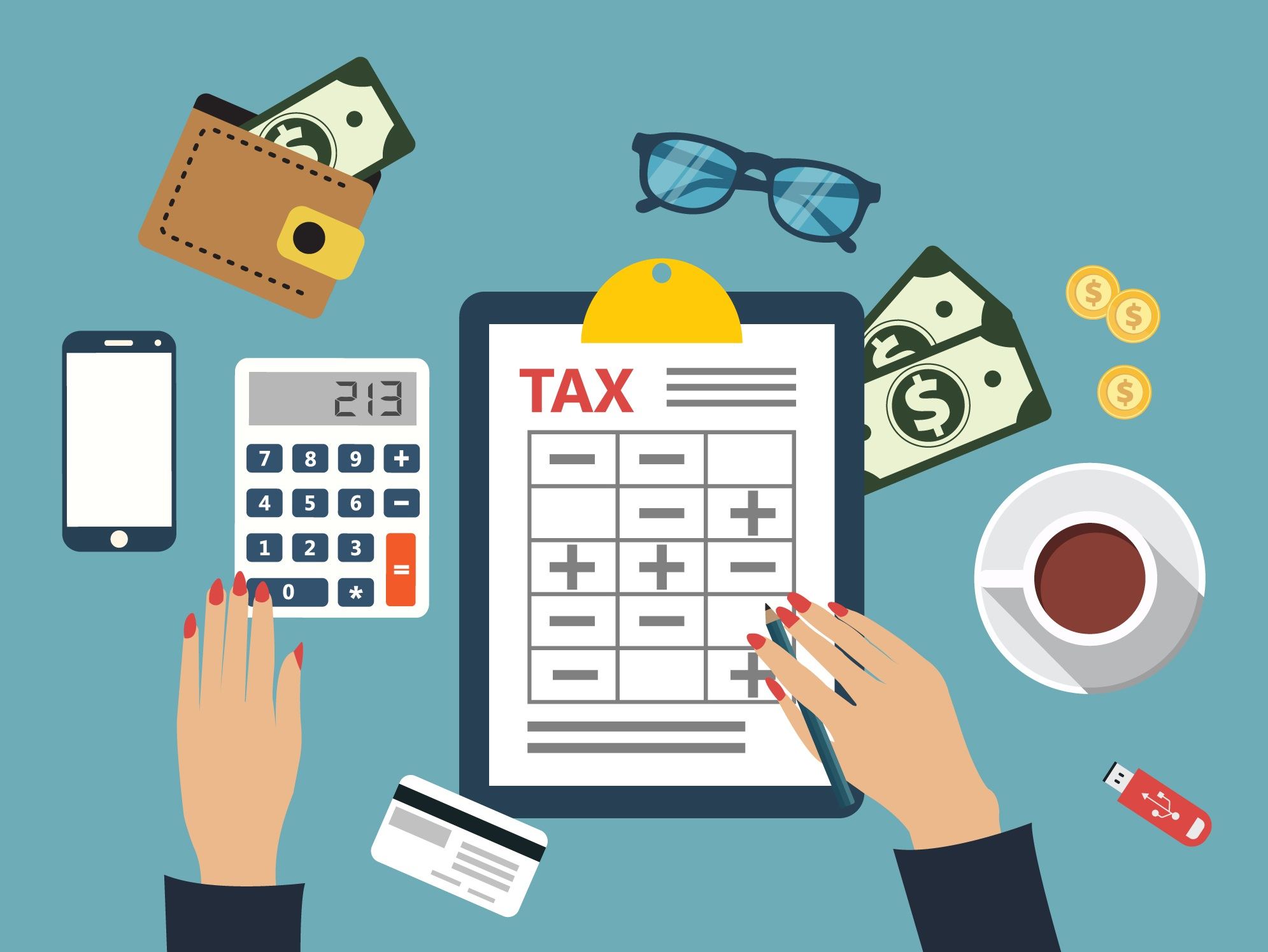 Get hold of Payroll Taxes